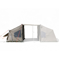 Oztent Tagalong Tent for RV-5 or Foxwing 270 Degree