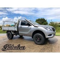 Stainless Steel Snorkel Kit - Mazda BT50 2011-on