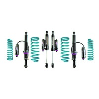 Dobinsons MRA Adjustable 50mm Lift Kit - Toyota Prado 120 Series (2003-2009)