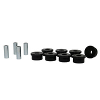 Whiteline Fitter Friendly Design Rear Trailing Arm Lower Bushing Kit - Mercedes-Benz X-Class X470 4Matic 2017-On