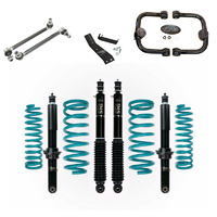 "Dobinsons 75mm 3"" Long Travel Monotube IMS Lift Kit - Nissan Navara NP300"