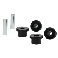 Whiteline Front Control Arm Lower Inner Front Bushing Kit - Mitsubishi Pajero NA, NB, NC, ND, NE, NF, NG 1983-1991