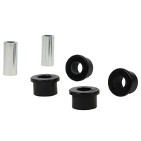 Whiteline Rear Control Arm Lower Front Inner Bushing Kit - Mitsubishi Pajero NS, NT, NW, NX 2006-On