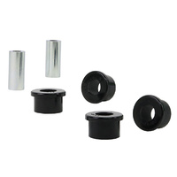 Whiteline Rear Control Arm Lower Rear Outer Bushing Kit - Mitsubishi Pajero NS, NT, NW, NX 2006-On
