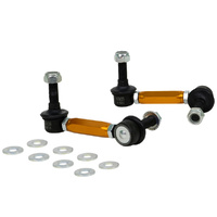 Whiteline Heavy Duty Rear Sway Bar Link Kit - Mitsubishi Pajero NS, NT, NW, NX 2006-On