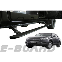 E-Board Electronic Retractable Side Steps - Holden Colorado 7/Trailblazer