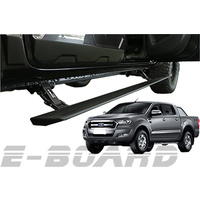 E-Board Electronic Retractable Side Steps - Ford Ranger MK2