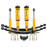 Bilstein 50-75mm Custom B60 60mm Bore Lift Kit - Ford Ranger PX1, PX2 (2011-2018)