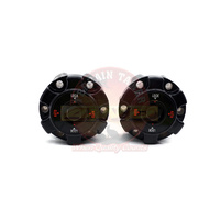 Terrain Tamer Automatic Hub Set Pair - Toyota Landcruiser 76, 78, 79 Series 8/16-on