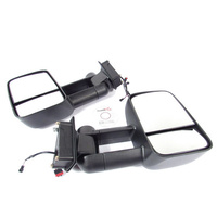 Clearview Towing Mirror - Toyota Landcruiser 75 to 79 Series 1984-Current