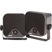 "Axis 4"" 2 Way Boxed Speakers"
