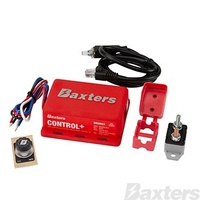 Baxters Control+ Remote Head Electric Trailer Brake Controller.