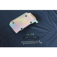 Toyota Prado 150 Series 2nd Battery Tray Kit (2009-2015)