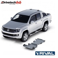 Drivetech 4x4/Rival Under Body Armour Bash Plate Kit - Volkswagen Amarok