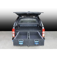 MSA Double Drawer System - Ford Ranger / Mazda BT50