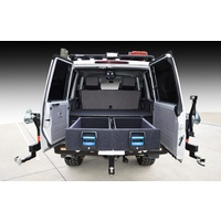 MSA Double Drawer System - Toyota Landcruiser 76 Series Wagon