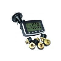 4WD & Heavy Vehicle TPMS - External 6 Sensors
