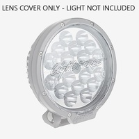 "LED180 7"" Clear Lens Cover"