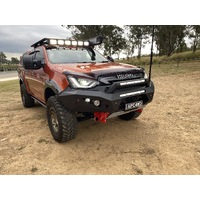 Offroad Animal Predator Bullbar - All New Isuzu D-Max MY21 (08/20-On)