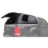 Mean Mother Fibreglass Canopy - Mitsubishi MN Dual Cab