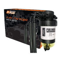 Fuel Manager Diesel Pre-Filter Kit - Toyota Landcruiser 200 Series 1VD-FTV 2007-on