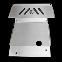 BushSkinz Front & Sump Guards - Holden Colorado RC (2008-2012)