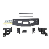 Offroad Animal Hidden Winch Mount - Jeep Grand Cherokee WK2 (2014-2020)