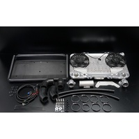 HPD Series 2 Top Mount Intercooler Kit - Toyota 79 Series Landcruiser V8