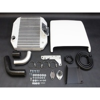 HPD Top Mount Intercooler Kit - Toyota 70 Series Landcruiser 1HD-FTE