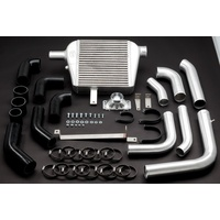 HPD Winch Compatible Front Mount Intercooler Kit  - Toyota Landcruiser 80 Series  1HZ  1HD-T