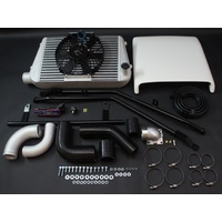 HPD Top Mount Intercooler Kit - Nissan Patrol GQ TD42