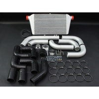 HPD 450mm Front Mount Intercooler Kit - Nissan Patrol GU TD42 03-07