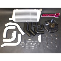 HPD Series 2 Front Mount Intercooler Kit - Nissan Navara D22 3.0L ZD30