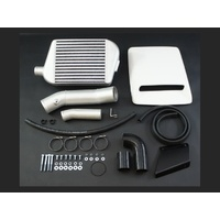 HPD Top Mount Intercooler Kit - Toyota Hilux 1KZ-TE (2002-2005)