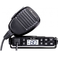 Midland ML801 80 Channel 5 Watt UHF CB Radio With Bonus AK3 Aerial