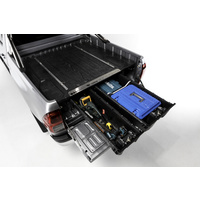 Decked Ute Bed Storage Drawer System - Mitsubishi Triton MQ