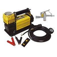 Mean Mother Adventurer 4 Air Compressor Bundle  – 180L/Min with Wireless Remote Control with Bypass Controller