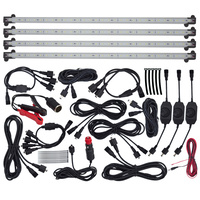 Mean Mother LED Camp Light Set - 4 Bar Kit