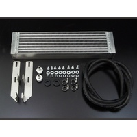 HPD Transmission Cooler Kit - Toyota Landcruiser 100 Series 1HZ & 1HD-FTE