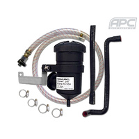 Mann+Hummel ProVent Oil Catch Can Kit - Mitsubishi 2.4L Pajero Sport
