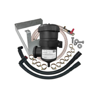 Mann+Hummel ProVent Oil Catch Can Kit - Ford Everest 3.2L (2015-On)