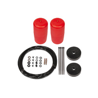 Polyair Load Assisting Airbag Kit - Nissan Navara NP300 With Coil Rear Suspension (05/2015-On)