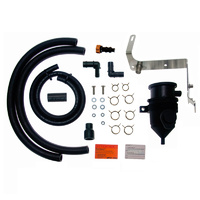 Direction Plus ProVent Oil Catch Can Kit - Ford Ranger Raptor 2.0L Bi-Turbo (10/2018-On)