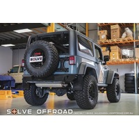 Offroad Animal Rear Bumper - Jeep Wrangler JK (2007-2018)