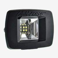 Lightforce ROK40 Led Utility Light - Ultra Flood Flush Mount