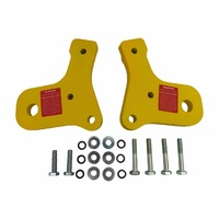 Roadsafe Heavy Duty Recovery Point Kit - Landcruiser 76, 78, 79 Series