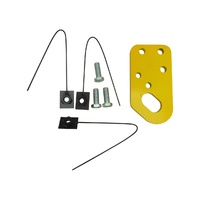 Roadsafe Heavy Duty Recovery Point Pair - Nissan Patrol GQ & GU S1