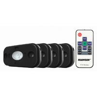 Roadvision RGB Rock Light Kit