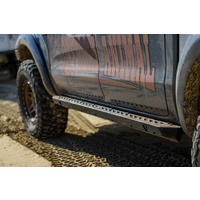 Offroad Animal Rock Slider Side Steps - Ford Ranger PX1, PX2, PX3 (2011-On) - Excluding Raptor