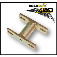 Roadsafe Toyota Landcruiser 80, 105 Series Front Swaybar Extension Bracket Kit